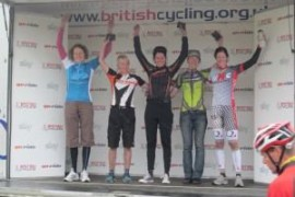 Off Road – Irish Podiums in Britain MTB Series