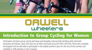 Orwell Wheelers launches six-week programme for beginners