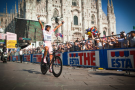 The Giro d'Italia Comes to Dublin This Weekend