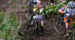 Cyclocross training day for women