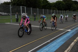 Womens Track Cycling Workshop
