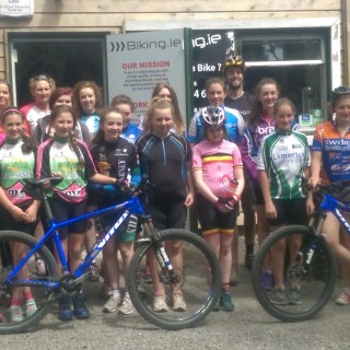 Youth & U23 Women's Training Camp featuring special guest: Olympic & World Champion Eve McCrystal