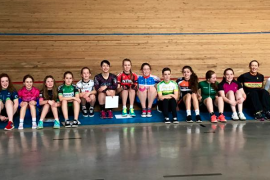 Feb training camp for girls – sign-up now!