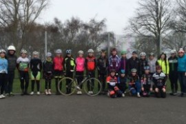 Cycling Training Camp for Girls and Women – Feb 2017