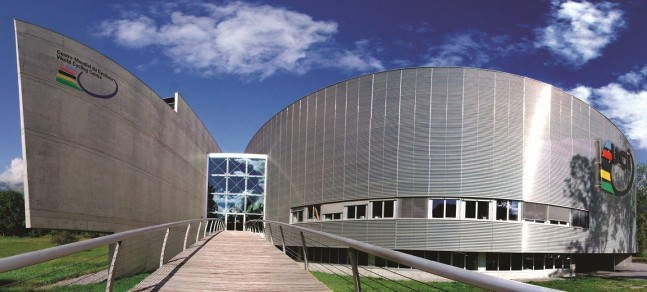 UCI Cycling Centre, Aigle, Switzerland