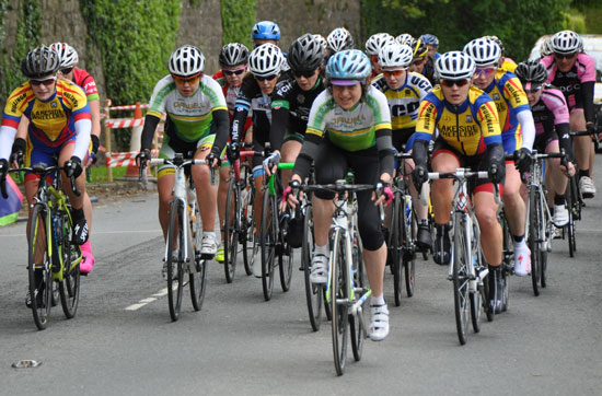 There was an excellent turnout at last year's Emyvale GP...