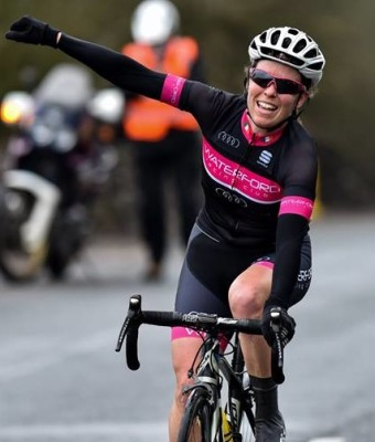 Emma Walsh - Waterford Racing Club, takes a clear win Dungarvan!