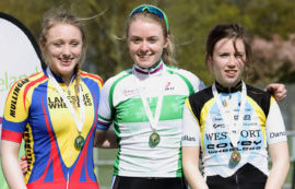 Junior National Track Cycling Championships – Results
