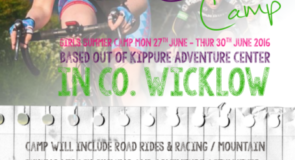 Girls Summer Training Camp, Wicklow, 27th-30th June,