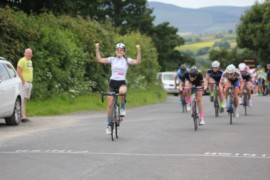 Junior Birchall Blasts to Victory in Bunclody