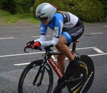 Eileen Burns, Tour of Omagh 2015