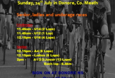 Race Dates For Your Diary