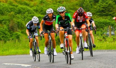 Tour of Omagh 2015 saw a significant turnout for the womens race