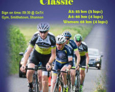 Inaugural Ladies Race for Shannon