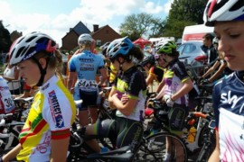 Irish juniors in the mix in Belgium stage race