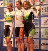 Hendron Medals Again at World Masters