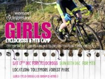 Girl's Cyclocross and MTB Camp in December
