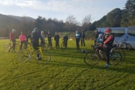 Report from recent girls' CX camp in Tollymore