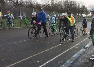 Riders Converge on Blessington for Mid Term Girls Camp