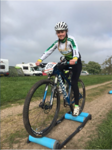 British XC MTB National Series, Round 2, Wasing Park – Race Report by Caoimhe May