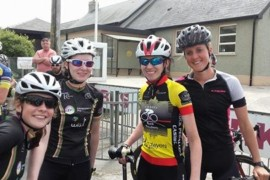 Ladies Munster League : 'De Ronde Classic' Rider Race Report