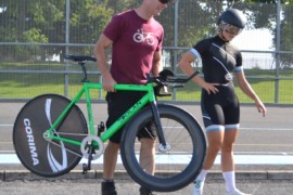 Talent ID Riders Added To Squad For World Cup In Manchester