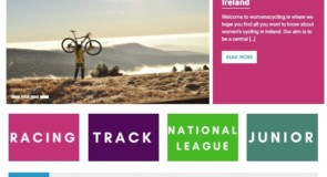 New Women's Cycling Website : Have Your Say.