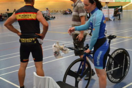 Train & Race At The Manchester Velodrome